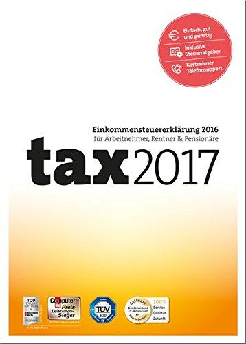 tax 2017 (für Steuerjahr 2016)