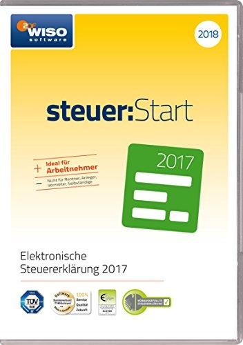 WISO steuer:Start 2018 (für Steuerjahr 2017 / Frustfreie Verpackung)