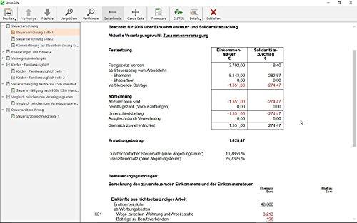 WISO steuer:Sparbuch 2017 (für Steuerjahr 2016 / Frustfreie Verpackung) - 10