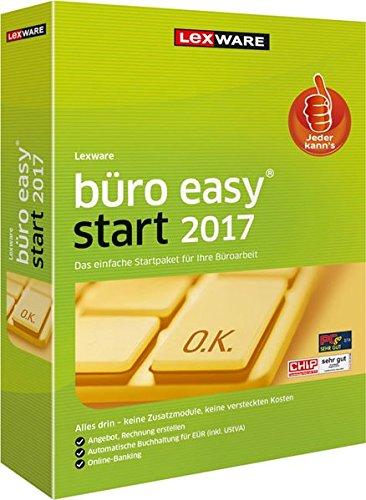 Lexware büro easy start 2017 Jahresversion (365-Tage)