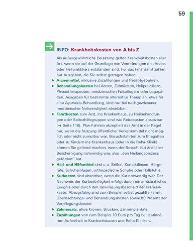 Steuererklärung 2017/2018 - Arbeitnehmer, Beamte: Schritt für Schritt zum ausgefüllten Formular - 7