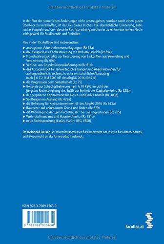 Steuern: Ein systematischer Grundriss - 2